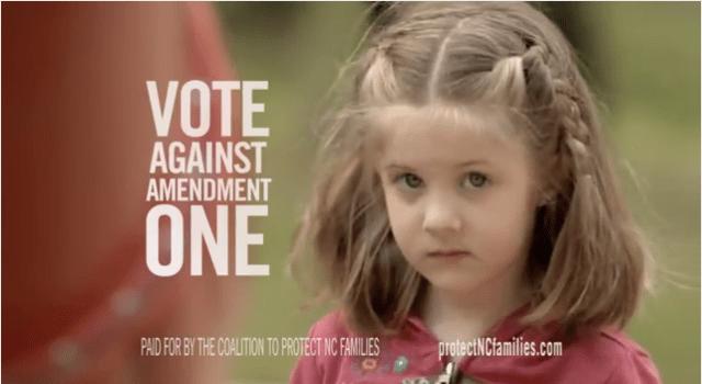 NC anti-amendment ad