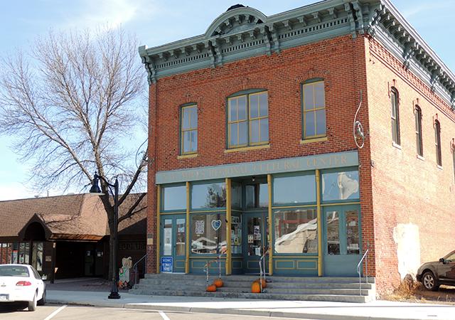 Regional Cultural Center in New York Mills