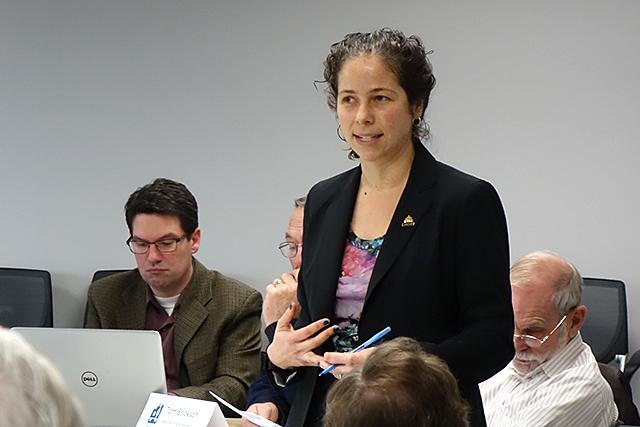 Ward 2 Council Member Rebecca Noecker