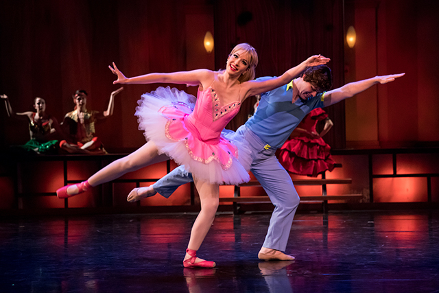 """Myron Johnson's """"Nutcracker (not so) Suite"""" opens Friday at the Cowles"""