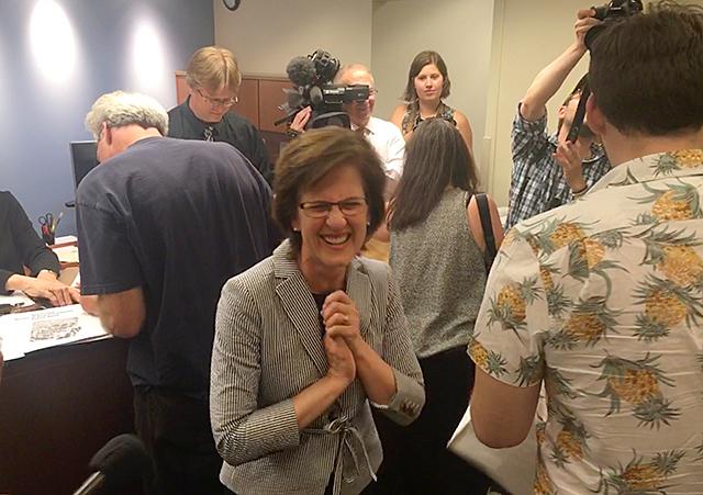 State Auditor Rebecca Otto