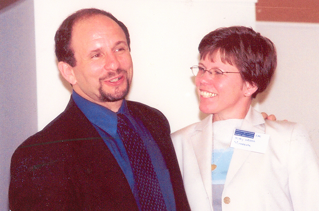 Sen. Paul Wellstone Kitty Westin