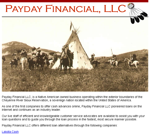 Payday Financial