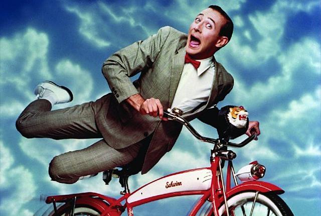 """""""Pee Wee's Big Adventure"""""""