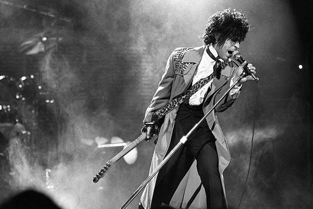 Prince circa 1982