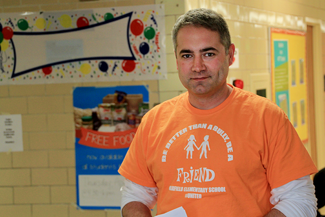 Principal Ryan Vernosh