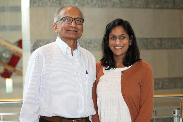 Ram Gada and Masum Momaya