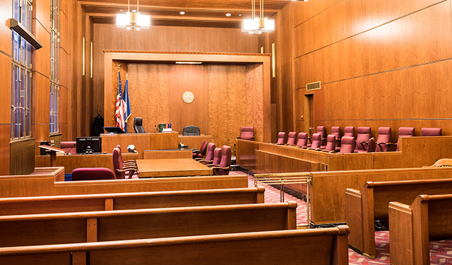 Ramsey County Courtroom 880