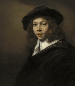 Portrait of a Young Man, 1666