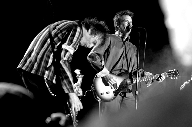 Tommy Stinson and Paul Westerberg