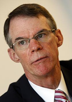 Board Chair Richard Davis