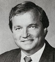 Former House Speaker Robert Vanasek