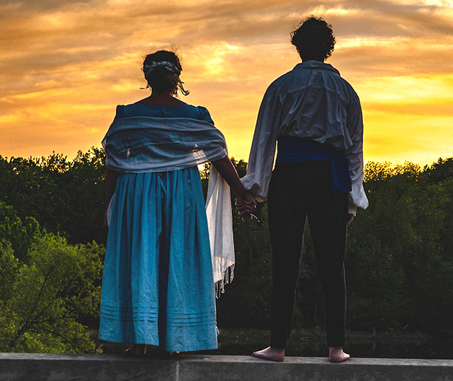 "Classical Actors Ensemble's ""Romeo and Juliet"""