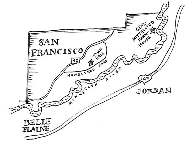San Fran, MN