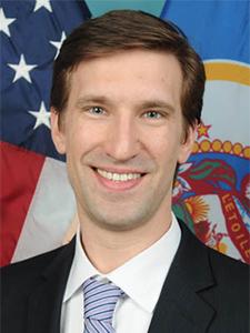 Commissioner Spencer Cronk
