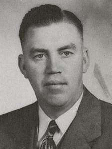 Sen. Stanley Holmquist