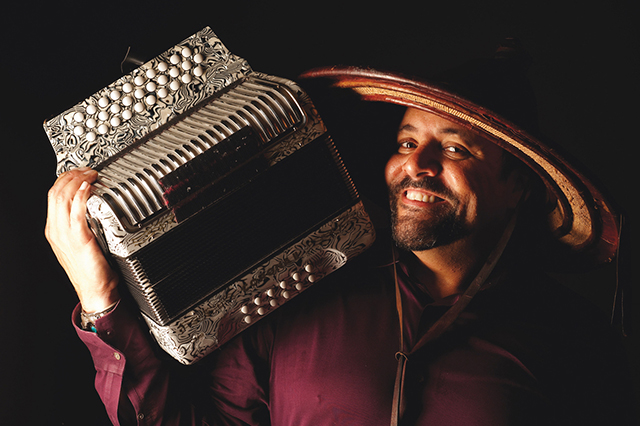 Terrance Simien and the Zydeco Experience performs Saturday at the Ordway.