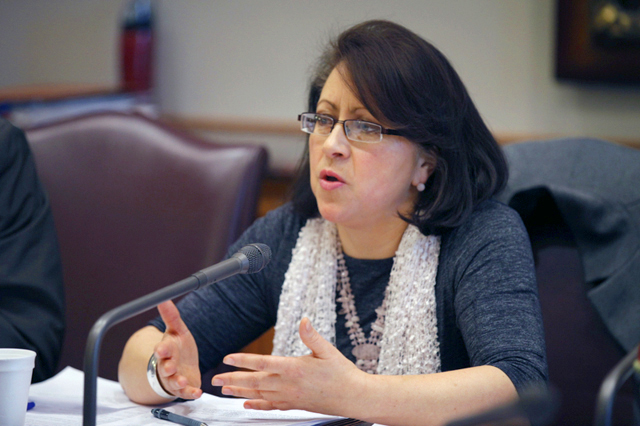 State Sen. Patricia Torres Ray