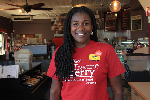 Board Member Tracine Asberry
