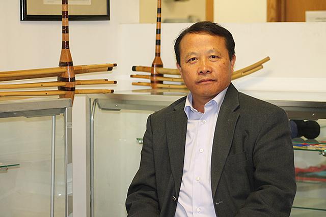 Hmong Cultural Center Executive Director Txongpao Lee