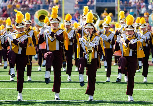 University of Minnesota Marching Band