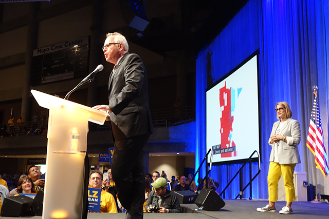 U.S. Rep. Tim Walz