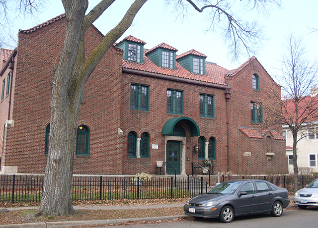 Wayside House's Family Treatment Center in Minneapolis