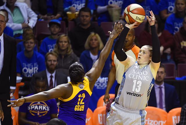 Lindsay Whalen's retirement gives the Lynx payroll flexibility to retool.