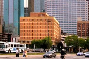 Xcel Energy's Minneapolis headquarters
