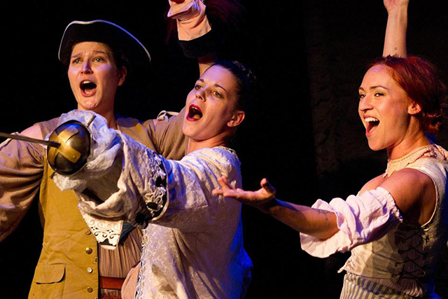 """""""YARRRH! The Lusty, Busty Pirate Musical"""""""