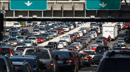 """A survey involving 1,000 women living in a large, unidentified Midwestern city found that commuting is """"the absolute worst thing in the world."""""""