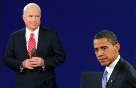 There were no big surprises in last night's debate between John McCain and Barack Obama.