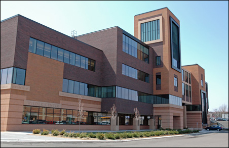 The Wilder Foundation's new headquarters has its grand opening on Saturday.