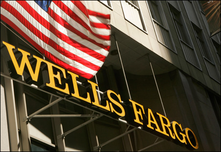 Wells Fargo headquarters in San Francisco