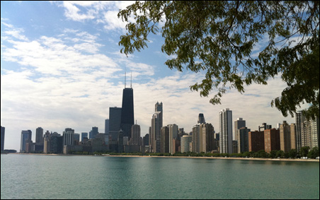 Chicago, an ambitious city with no small plans.