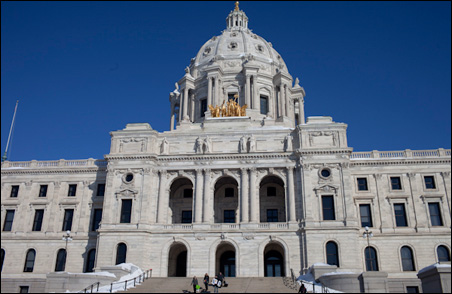 "Will anyone dare mention the word ""Vikings"" in the state Capitol during this special session?"