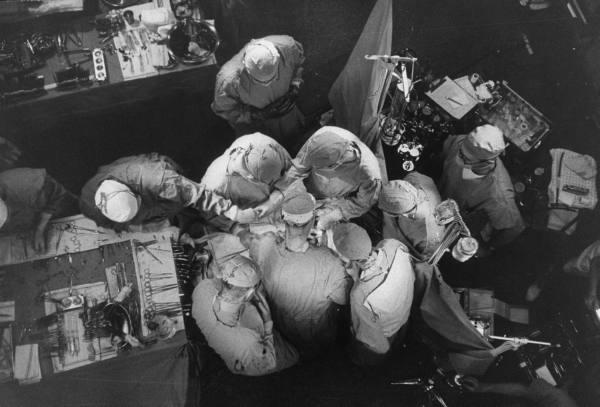 U heart surgeons
