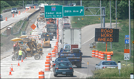 Existing revenue streams for transportation funding are proving insufficient.