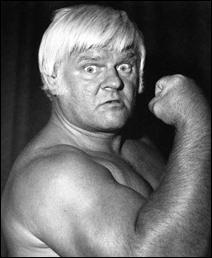 "Reginald ""The Crusher"" Lisowski"