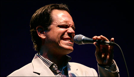 Kurt Elling: He gave every song its all in his February performance in Minneapolis.