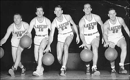 Minneapolis Lakers