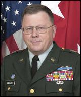 Major Gen. Larry Shellito