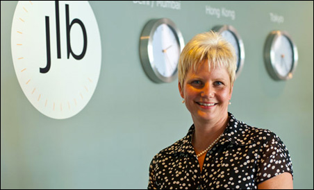 """JLB president Susan Hoaby: """"It all came from our employees saying, 'You know what, I can do this.'"""""""