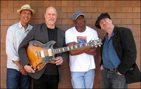 John Scofield with the Piety Street Band