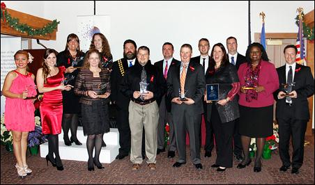 2011 Ten Outstanding Young Minnesotan award winners