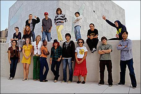 The Walker Art Center Teen Arts Council