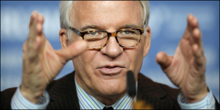 When funnyman Steve Martin is due for a colonoscopy, he invites his buddies over to play cards the night before and do their prep, then the next morning they all go get their colonoscopies.