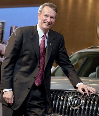 Not your father's bailout: Deposed GM CEO Rick Wagoner