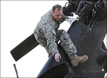 Sgt. 1st Class Todd Sudheimer