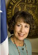 FDIC chair Sheila Bair